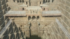 Chand Baori, Abhaneri, Dausa, India