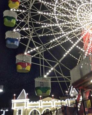 Luna Park, Sydney, NSW, Australia