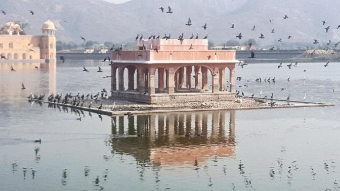 Jal Mahal (Water Palace) @ Jaipur, Rajasthan, India