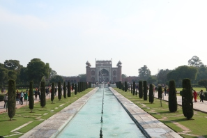 South Gate of Taj Mahal, Agra, India